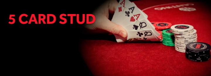 Free 5 card stud poker games – welcome to exciting poker world