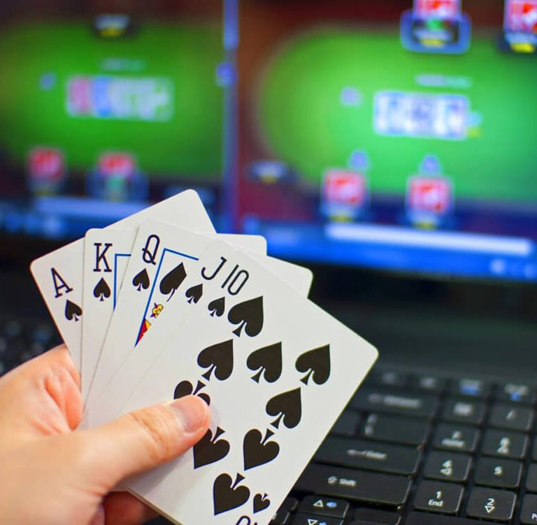 ONLINE POKER AND VIDEO POKER for real money