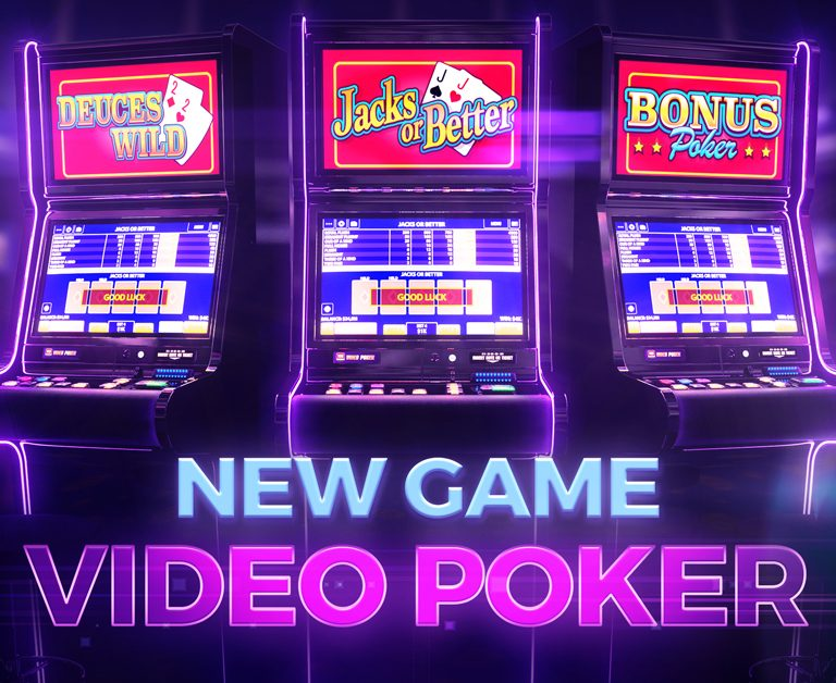 Video poker app for mobile players